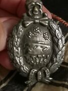 Wwi Ww1 Issue German Army Armoured Panzer Tank Assault Badge Medal Order