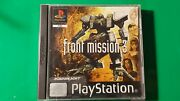 Front Mission 3 Playstation Ps1 Fr