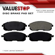 Front Ceramic Brake Pads For Infiniti G20 I30nissan Altimacube Maximasentra