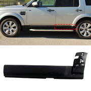 Left Rear Door Moulding Trim Inlaid Strip For Land Rover Lr4 Discovery 2010-16