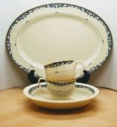 Lot Of Lenox Presidential Liberty Pcs Serving Platter Bowl And 2 Coffee Cups