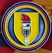 Mad German Counter Intelligence Service Military Cia Medal Nsa Challenge Coin