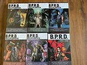 Rare B.p.r.d. Hell On Earth 1946-1948 Hardcover Omnibus 6 Books