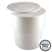 5 Gal Bucket Companion Cooler 12 Pack Pail Paint Container Safe Supplies Storage