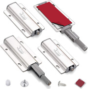 Magnetic Push Latches For Cabinets Jiayi 4 Pack Push To Open Door La