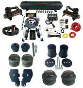 3 Preset Heights Complete Air Ride Suspension Kit W/manifold Fits 1965-70 Impala
