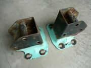 1967 To 1972 Ford Truck Inner Fender Supports 1968 1969 1970 1971 J30