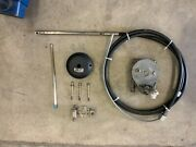 Teleflex Rack And Pinion Steering Cable 25 Foot