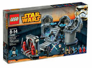 Lego Star Wars Death Star Final Duel 75093..new..factory Sealed Retired Set