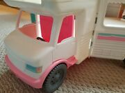 Fisher Price Loving Family Dream Dollhouse Rv Vacation Camper Motorhome 1998
