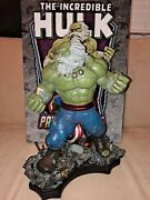 The Incredible Hulkand039s Maestro Statue Bowen Designs Signed/sketched Randy Bowen