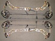 Mathews V3 27 Left-hand 60 To 75 First Lite Specter 25 To 29andfrac12 Hunting Bow