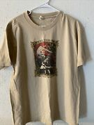 Vintage Neil Young And Crazy Horse 90andrsquos Palladium New York Concert Shirt Sz. Large