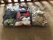Lot Of 3 Halloween Costumes Zombie Shore Thing Wild Frontier Retail = 125