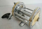 Vintage Garcia Mitchell 600 A Saltwater Fishing Reel 600a Made In France