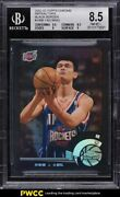 2002 Topps Chrome Chinese Black Border Refractor Yao Ming Rookie Rc /99 Bgs 8.5