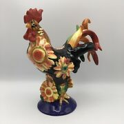 Sunny Side Up Westland Poultry In Motion Sharon Neuhaus Rooster 16216 Sunflower