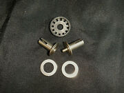 Team Associated Rc10 B2 Out Drives Gear And Diff Rings New