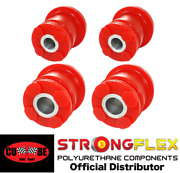 Is300 Is200 - Rear Subframe Suspension Bush Kit Poly 1999-2005 Road 216234b