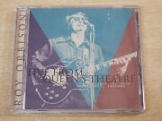 Roy Orbinson/live From Queenand039s Theatre 1975/2004 Eagle Records Cd Album