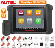 Autel Maxisys Ms906ts With Mv105 Tpms Diagnostic Scan Tool Better Mk808ts/mp808t