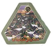 Triazzle Jigsaw Wetlands Puzzle By Dan Gilbert 528 Pieces 1996