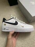Nike Air Force 1 Lv8 1 Gs Ken Griffey Jr And Sr Shoes Sz 7 Youth Dj5195 100