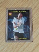 Andre Agassi 888 Tennis Usta Si For Kids Sports Illustrated For Kids
