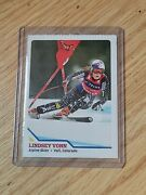 Lindsey Vonn Rc Sports Illustrated Si Kids Rookie Card 369 Usa Olympics 2009