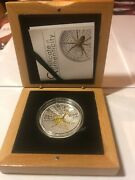 2016 Cook Islands 5 Magnificent Life Spider 1oz .999 Fine Silver Coin Proof