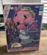 1986 Lady Lovely Locks Pixietails Treehouse Tree House Mint In Sealed Box