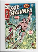 Sub-mariner 38 Very Fine See Scans Nice Copy Complete Unrestored Buy It Now