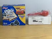 Kelloggs Cars Pop Tarts Empty Box With Mail Away Remote Control Car Pen 2006