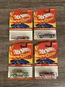 Hot Wheels Classics Series 1 2 Lot Limited Edition Special Paint Woodie Camaro