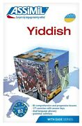 Yiddish With Ease Course Assimil Book Rare And Best Hebrew 4 English Speakers New