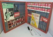 Vintage Chemcraft Chemistry Outfit Science Set The Porter Chemical Co. Rare Set