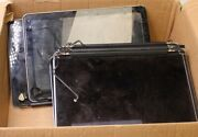 Lot Of 12 Genuine Macbook Pro Screen Assembly Broken Parts As-is