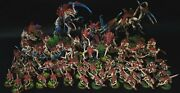 40k Tyranid Army Hive Tyrant Carnifex Hive Guard Lictor Zoanthropes Commission