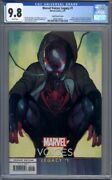 Marvel Voices Legacy 1 Olivier Coipel Variant Miles Morales 1st Print Cgc 9.8