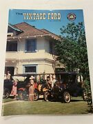 The Vintage Ford Magazine Model T Club A Summer Outing Orange County Cal. 9a-2