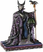 Enesco Disney Traditions By Jim Shore Maleficent With Dragon Figurine