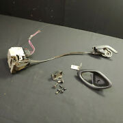 Ford Rear Passenger Right Side Interior Door Handle And Latch With Bolts