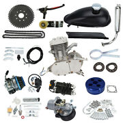 2 Stroke Petrol Gas Engine Kit Air Filter Fits 80cc Cycle Bicycle Motorized