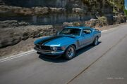 1970 Ford Mustang 1970 Ford Mustang Boss 302 - Rare W Code Axle Factory Oil Cooler
