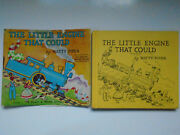 The Little Engine That Could, Watty Piper, Dj, Platt And Munk Classic, 1961