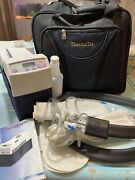 Vascutherm Thermal Compression System W/ Travel Case Used Its Used