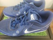 Anthony Rizzo Signed Team Issued/game Used Nike Cleats Mlb Authentic/fanatics