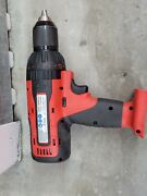 Snap-on Cdr8850h 1/2 Inch Cordless Hammer Drill18v Monster Lithium