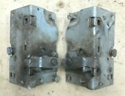 1947 1951 Chevy Truck Door Latches Original Gm Pair For Pull Down Handle Gmc Coe