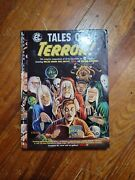 Tales Of Terror The Ec Companion Book Tales From The Crypt Mad Weird Science